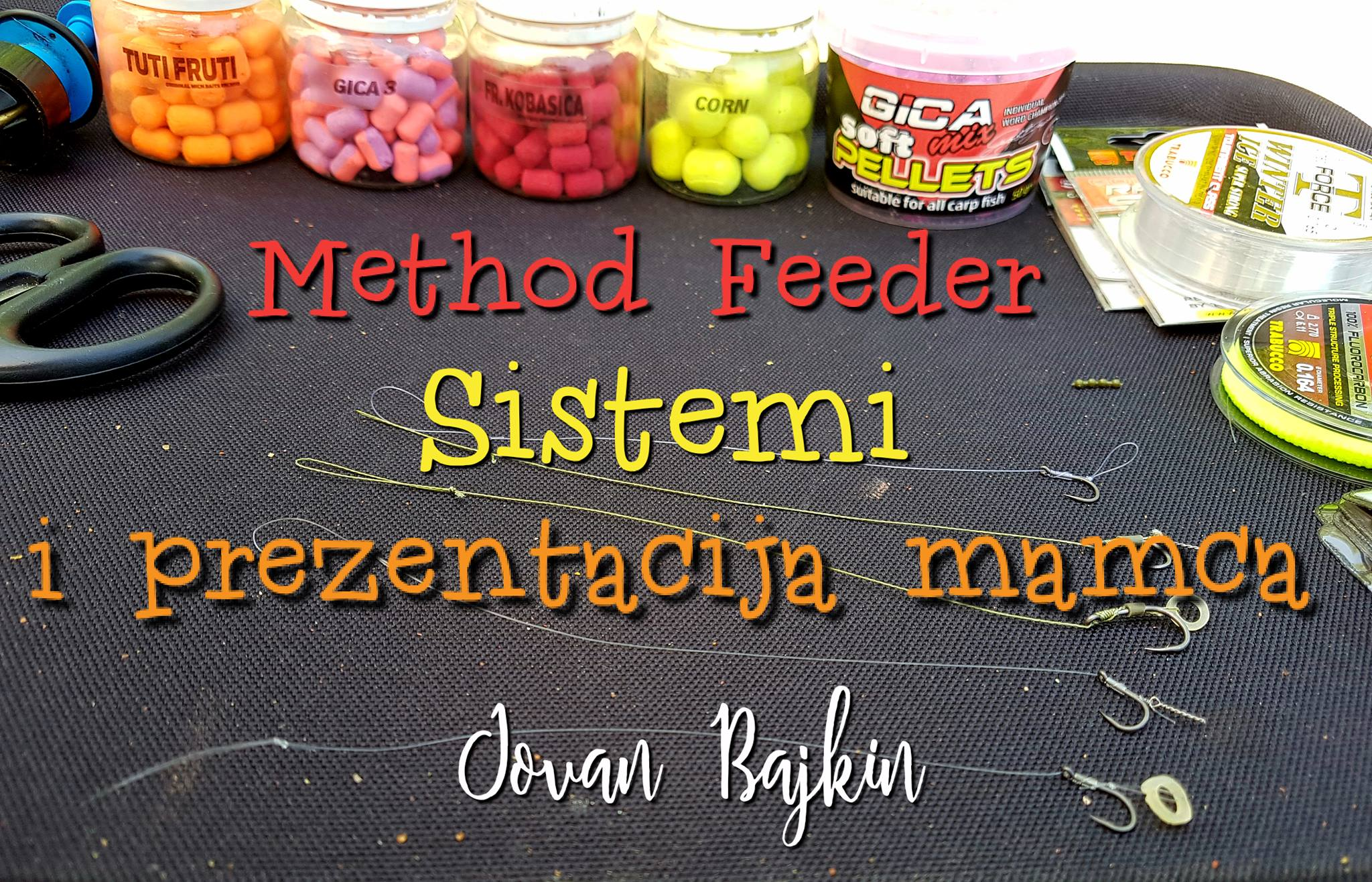 Method Feeder sistemi i mamci
